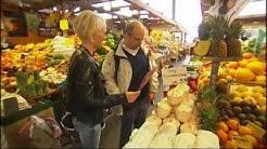 Die Kleinmarkthalle in Frankfurt: Hessens Tor zur Welt