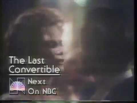 The Last Convertible 1979 NBC Miniseries