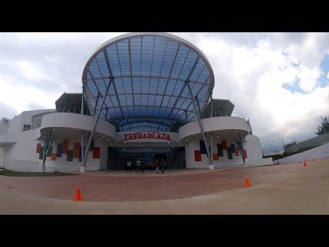 Centro comercial Terra Plaza Popayan, liga de la justicia EXCELENTE