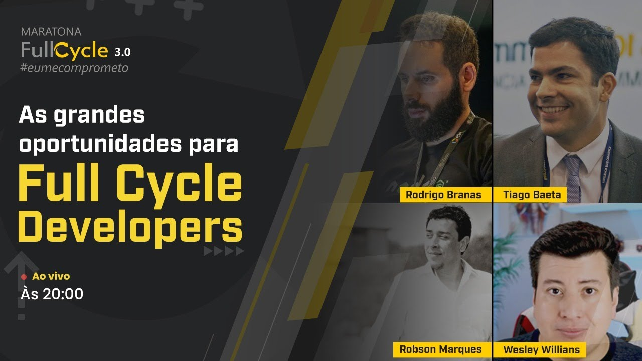 As grandes oportunidades para Full Cycle Developers