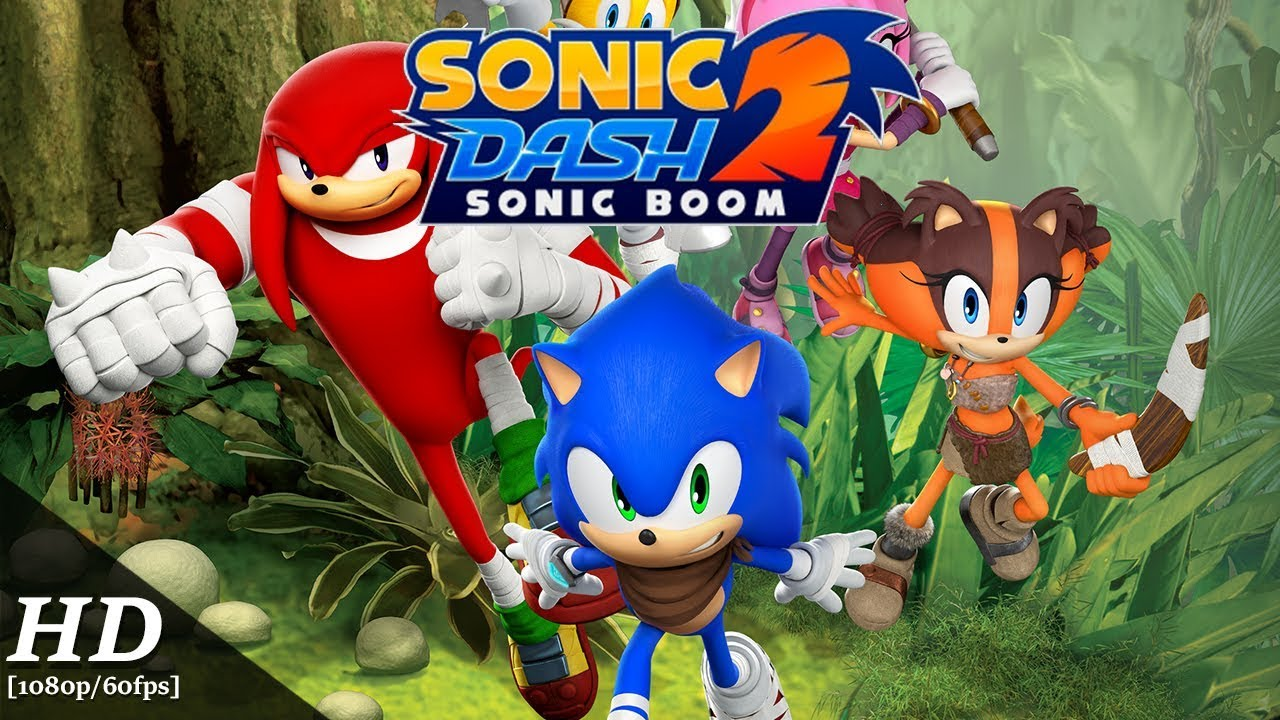 Sonic Dash 2: Sonic Boom 1 8 1 for Android - Download