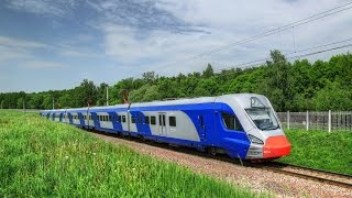 Электропоезд ЭГ2Тв-001(ОАО ТВЗ., 2015-08-05T07:35:26.000Z)
