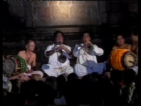 NATHASWARA OSAIYILE Play about Nathaswara Maestro TN Rajarathinam pillai