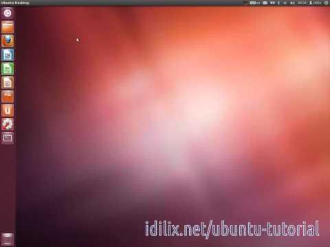 From Mac to Ubuntu - Ubuntu 12.04 LTS