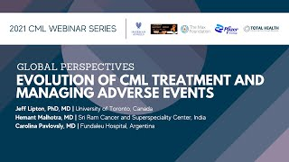 Global Perspectives | Evolution of CML Treatment and Managing Adverse Events