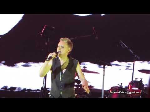 Depeche Mode - SOMEBODY - Air Canada Centre, Toronto - 9/3/17