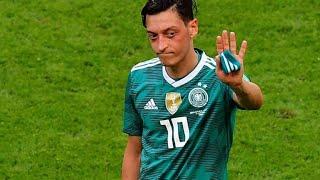 Chronologie: Özil und die
