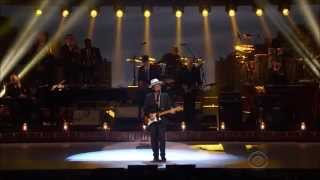 Bruno Mars - Sting Tribute at Kennedy Center Honors Gala