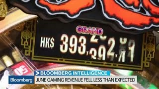 Macau Gaming Revenue Falls...But There's a Silver Lining