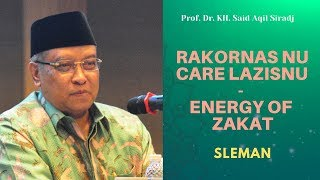 Download Video PROF. DR. KH. SAID AQIL SIRADJ - CERAMAH DALAM ACARA RAKORNAS NU CARE LAZISNU | SLEMAN MP3 3GP MP4