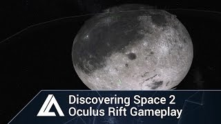 Discovering Space 2 Oculus Rift Gameplay