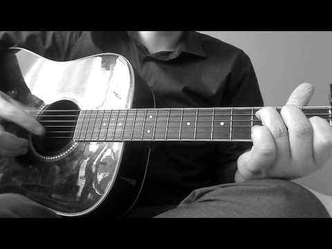 Gorillaz - On Melancholy Hill (Acoustic Guitar Cover)