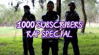 1000 Subscribers Rap! - Subscriber Special