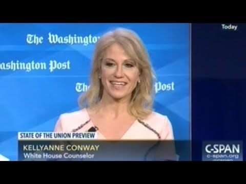 "Kellyanne Conway ""Me Too Movement Can NOT Be Based On A Woman's Political Beliefs!"""