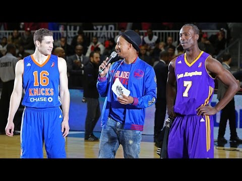 FULL: Andre Ingram, Jimmer Fredette Duel in 2016 NBA G League Three-Point Contest!
