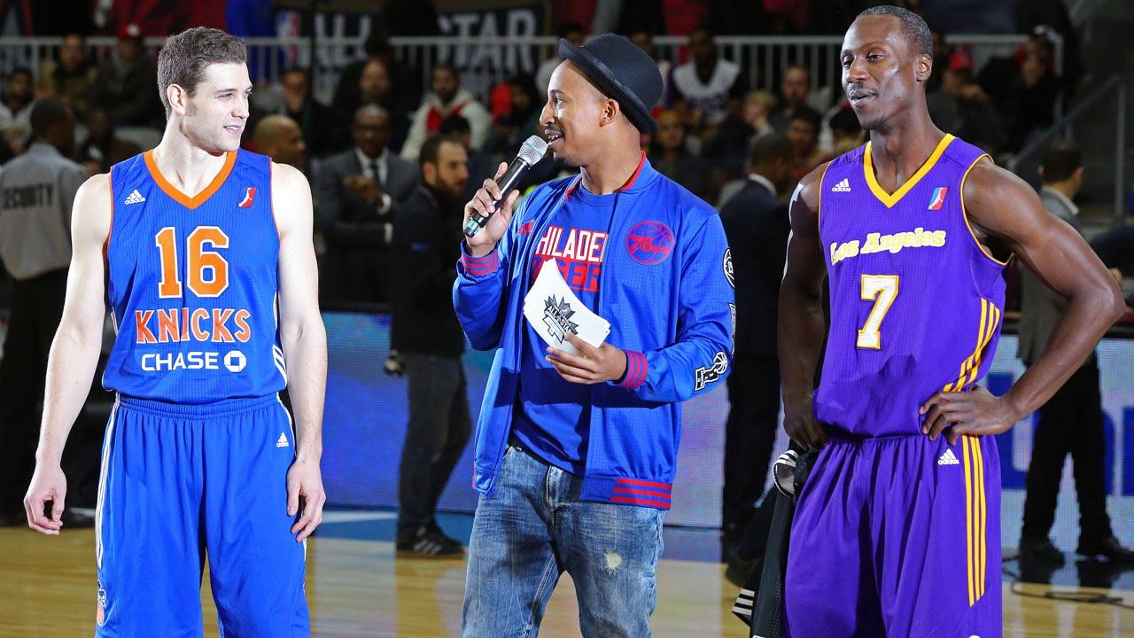 2016 NBA Development League Three-Point Contest | Doovi