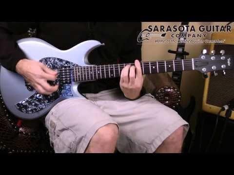 Taylor  Electric Guitar SB2