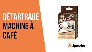Comment détartrer votre machine à café ?