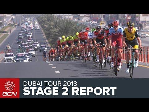 Dubai Tour 2018 | Stage 2 Race Report