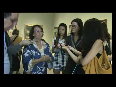 Exposición SOROLLA, UN JARDÍN PARA PINTAR, del 6 de julio 2018 al 20 de enero de 2019