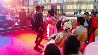 Sri Lankan wrdding Dance act  Darshana & Sewwandi 2016.12.29