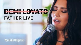 "Demi Lovato - ""Father"" Live"