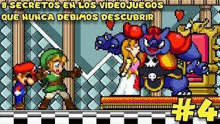 8 Secretos en los Videojuegos que Nunca Debimos Descubrir (PARTE 4) - Pepe el Mago
