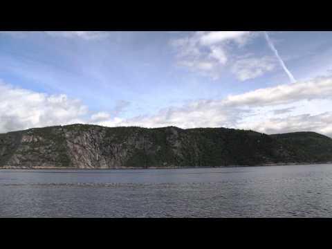 Fjord du Saguenay - Québec, CA.