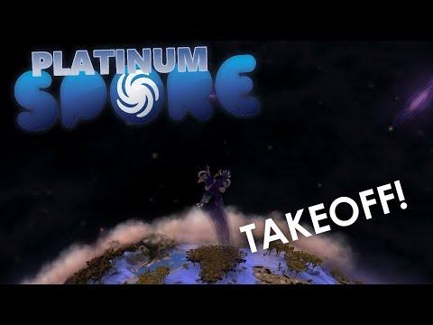 Platinum Spore   Episode 4 - Leaving the Atmosphere!