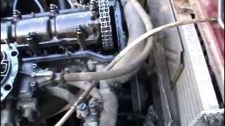 Стук цепи в двигателе ВАЗ классика