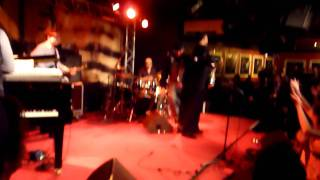 RONNIE LAWS & TOM BROWNE - Always There @ New Morning 24 janvier 2011