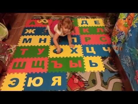 Мягкий пол для детских комнат: удобная, красивая и безопасная идея