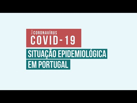 Situação Epidemiológica da Covid-19 em Portugal