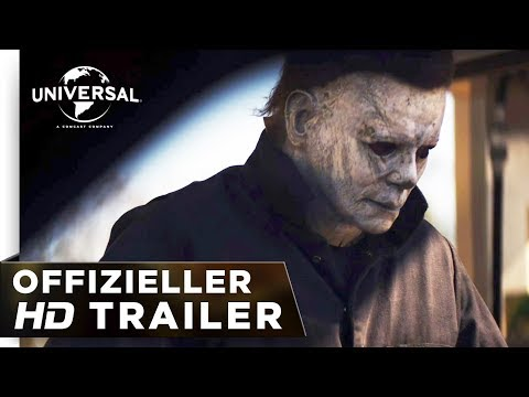 Halloween – Trailer deutsch/german HD