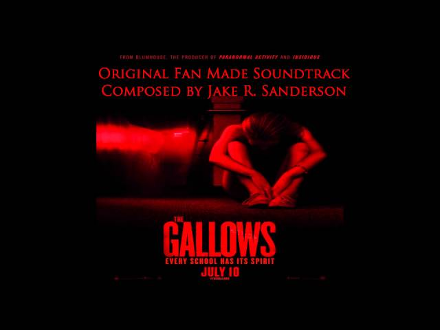OST The Gallows - No Escape (Fan Made)