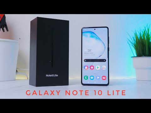 UNBOXING SAMSUNG GALAXY NOTE 10 LITE! – Flagship murahnya Samsung?