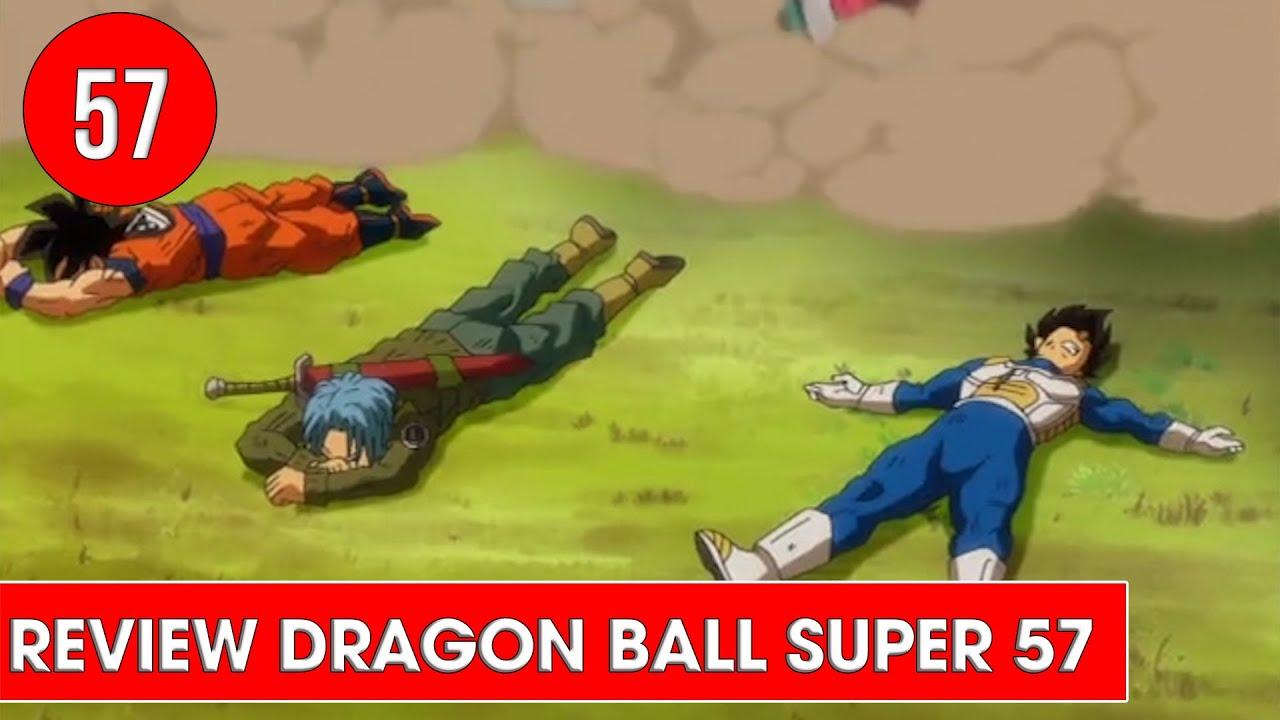 Review Dragon Ball Super - Bảy viên ngọc rồng siêu cấp tập 57 : Vị thần bất  tử Zamasu