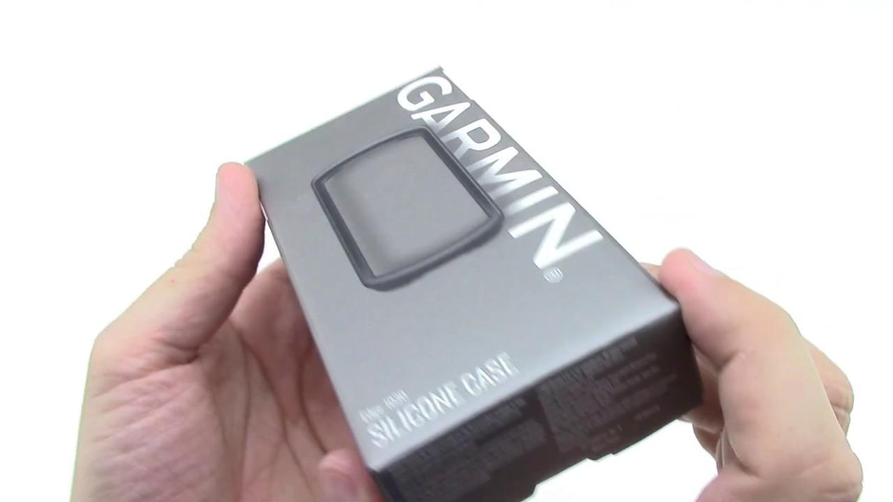 Noir de protection en silicone Full Cover Case pour Garmin Edge 1030//1030 Plus