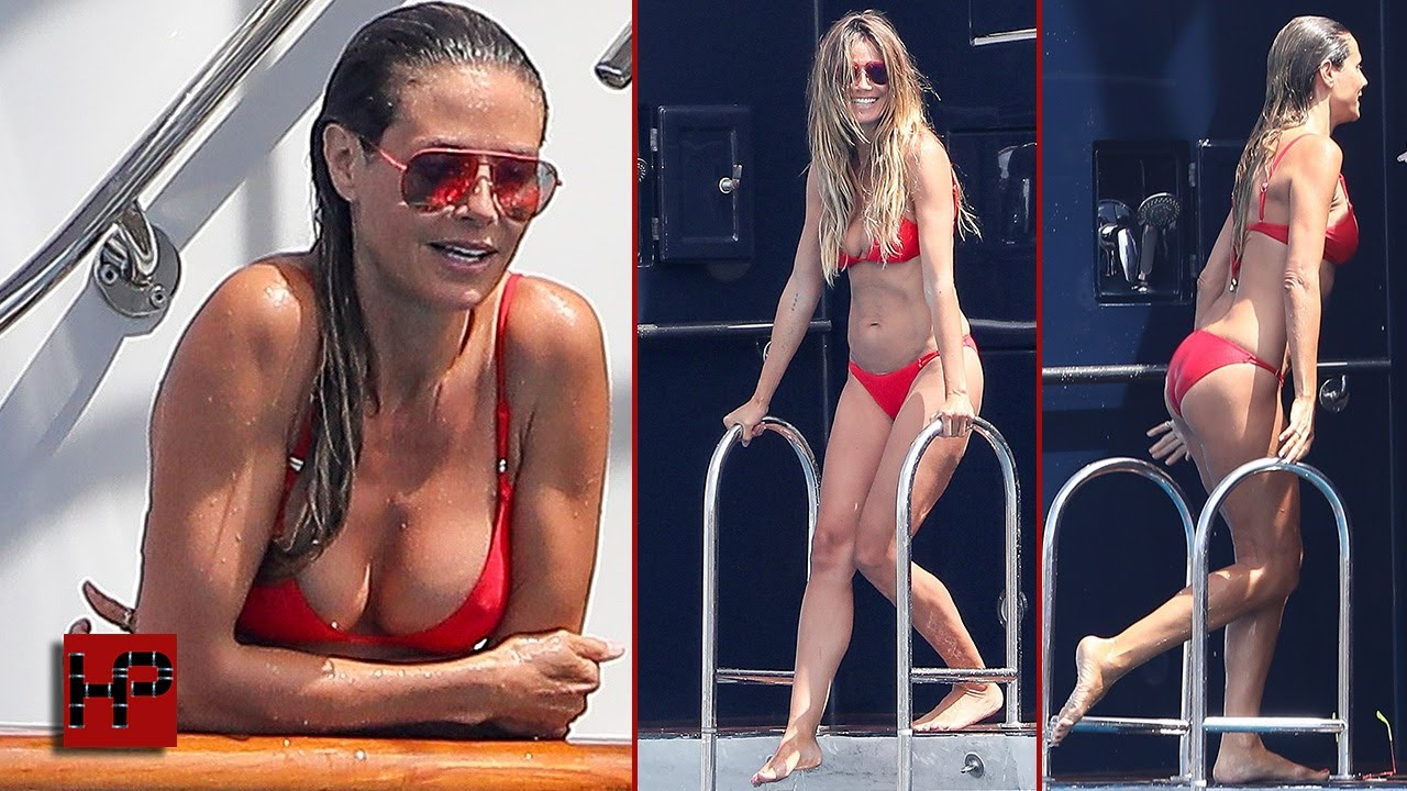 Hot and sexy heidi klum pics