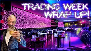 Trading Week Wrap Up! With Trader Merlin