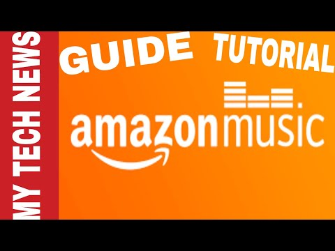 HOW TO UPLOAD YOUR MUSIC COLLECTION TO YOUR AMAZON MUSIC LIBRARY