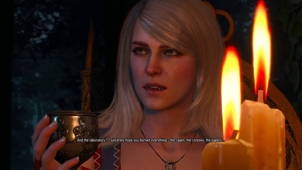 Sex in witcher 3