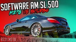 Stern Garage - Software + Messen   Mercedes Benz R231 SL 500 V8 Biturbo