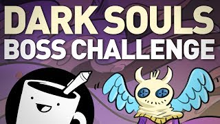 Artists Draw Dark Souls Bosses (That They've Never Seen Before)