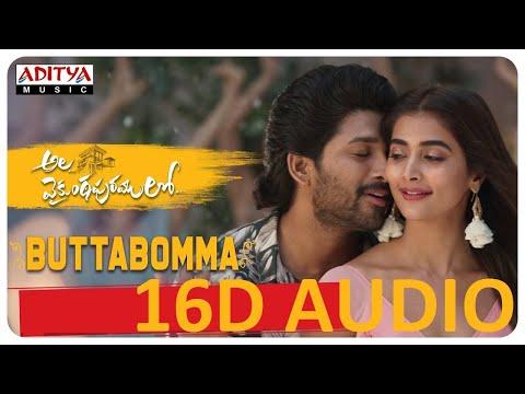 buttabomma-(16d-audio)- -allu-arjun- -trivikram