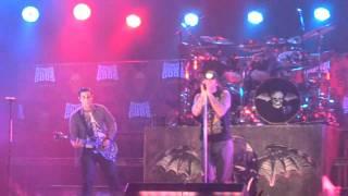 It's so easy Guns N Roses cover - Avenged Sevenfold LIVE April 20 2011