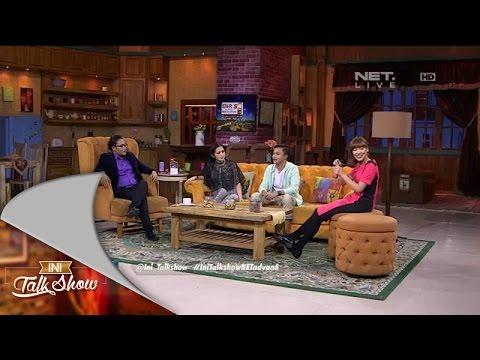 Ini Talk Show Advan6 Part 24  Jessica Iskandar, Rizky Febian, Haruka JKT48
