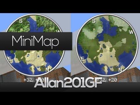 Como instalar MiniMap 1.7.10