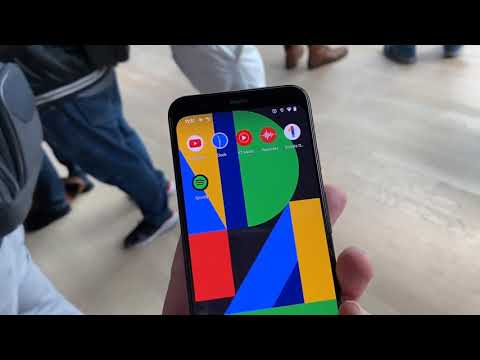 Google Pixel 4 HANDS ON!
