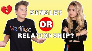 Would You Rather CHALLENGE w/ My CRUSH **THE TRUTH** ❤️ | Gavin Magnus ft. Coco Quinn